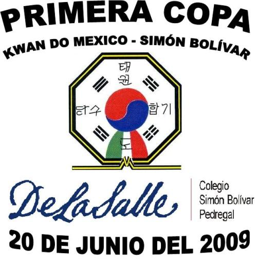 poster-copa-kwan-do-mexico-simon-bolivar